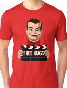 slappy free hugs Unisex T-Shirt