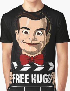 slappy free hugs Graphic T-Shirt
