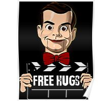 slappy free hugs Poster