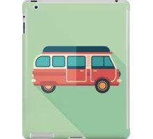 Retro Minivan iPad Case/Skin
