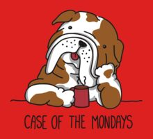 Case of the Mondays One Piece - Short Sleeve