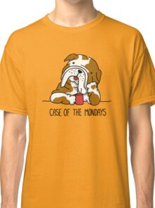 Case of the Mondays Classic T-Shirt