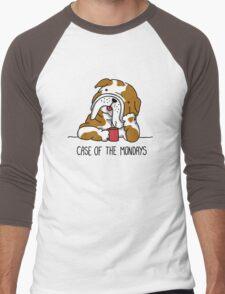 Case of the Mondays Men's Baseball ¾ T-Shirt