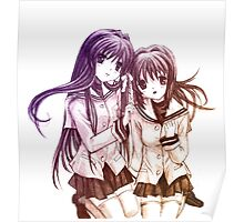 Kyou and Ryou Poster