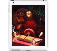 Book of Spells iPad Case/Skin