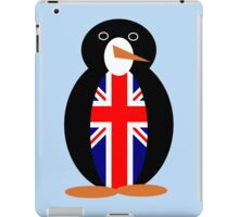 British Penguin iPad Case/Skin