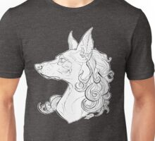 Dog Girl Unisex T-Shirt