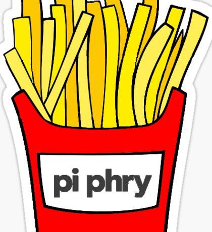Pi Phry  Sticker