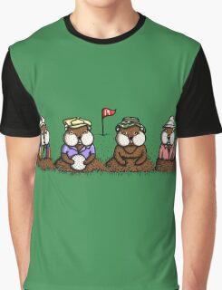 The Bane of Bushwood  Graphic T-Shirt