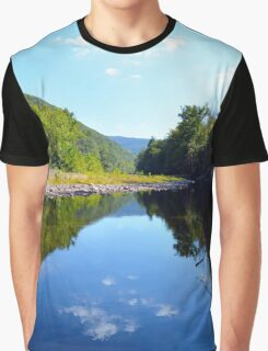 River Bend Graphic T-Shirt