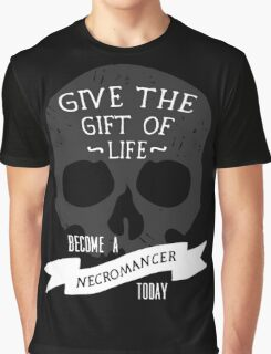 Necromancy  Graphic T-Shirt