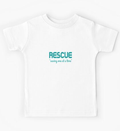 Shelter Pet Rescue  Kids Tee