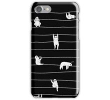 Sloth Stripe iPhone Case/Skin