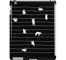 Sloth Stripe iPad Case/Skin