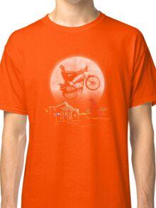 Pee Wee Phone Home Classic T-Shirt