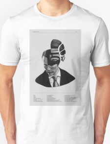 Hannibal Lecter Phrenology T-Shirt