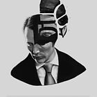 Hannibal Lecter Phrenology by daysandhours