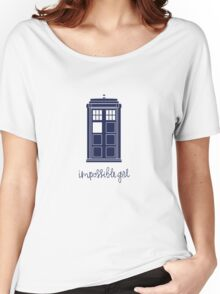 Impossible Girl Women's Relaxed Fit T-Shirt