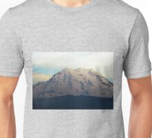 Mt. Rainier from Tanwax Unisex T-Shirt