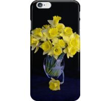 Spring Has Sprung...So I Brought It Indoors! iPhone Case/Skin