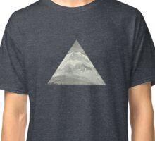 Mountain triangle Classic T-Shirt
