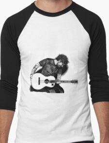Ed Sheeran Drawing Men's Baseball ¾ T-Shirt