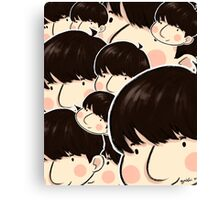 hitman bang is love, hitman bang is life Canvas Print