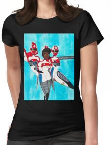 Team Laura Womens Fitted T-Shirt