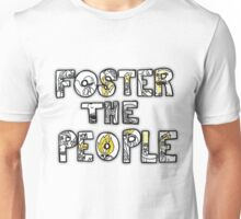 Foster The People Logo Unisex T-Shirt