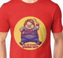 CHUNKY THE KILLER GOURD GUY Unisex T-Shirt