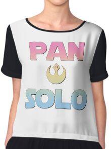 Pan Solo Chiffon Top