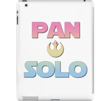 Pan Solo iPad Case/Skin