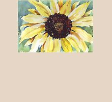 Helianthus annus (Sunflower) Womens Fitted T-Shirt