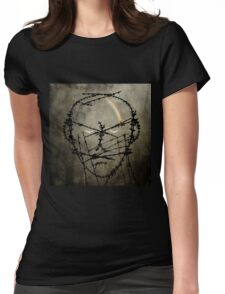 Prisoner of conscience Womens Fitted T-Shirt