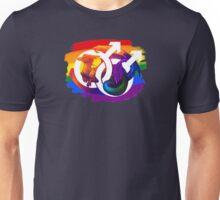 Gay Pride Dragon Unisex T-Shirt