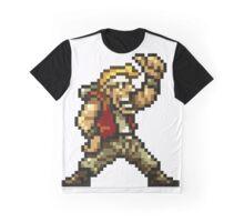 Metal Slug Game 8-Bits Graphic T-Shirt