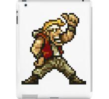 Metal Slug Game 8-Bits iPad Case/Skin