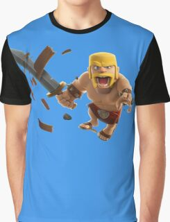 Clash Barbarian Two Graphic T-Shirt