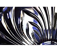 Crystal Abstract 1 Photographic Print