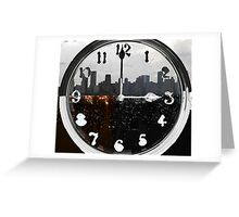 3 in New York Greeting Card