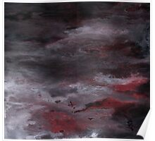 Sea of Blood, Leaden Sky Poster