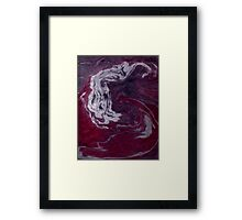 Call of Blood Framed Print
