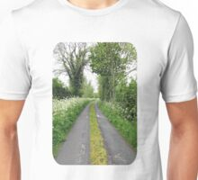 The Road to the Wood Unisex T-Shirt