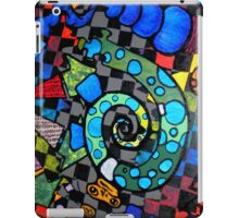 spleen dream two be iPad Case/Skin