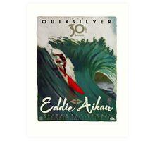 Quicksilver 30th Annual - Surf Poster Art Print
