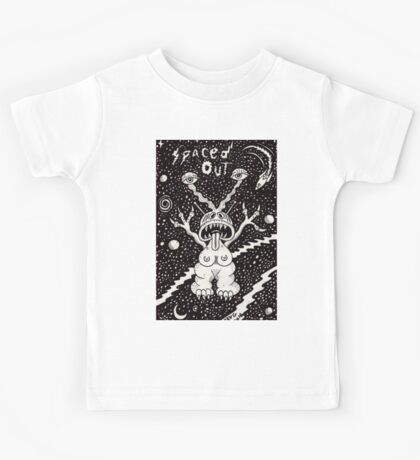 Spaced Out Kids Tee