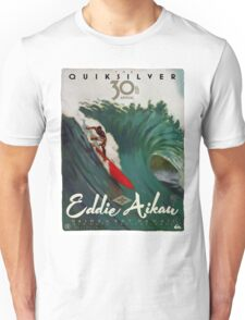 Quicksilver 30th Annual - Surf Poster T-Shirt