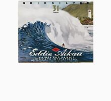 Quicksilver 31st Annual - Surf Poster Unisex T-Shirt