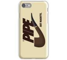 Just Magritte iPhone Case/Skin