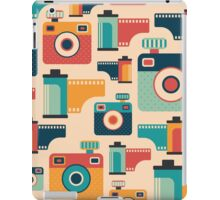 Film Rolls and Cameras iPad Case/Skin